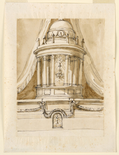 Drawing, Tabernacle