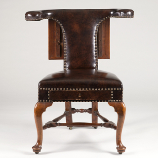 """Cockfight chair"" Reading Chair"