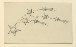 Drawing, Design for a brooch, ca. 1870