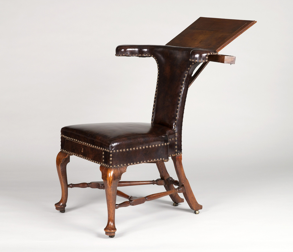"""""""Cockfight chair"""" Reading Chair"""