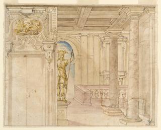 Drawing (France & Italy), ca. 1630