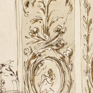 Drawing, Pillar strip