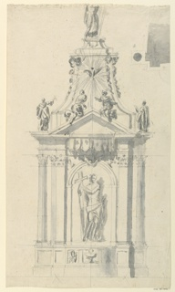 Drawing, Altar