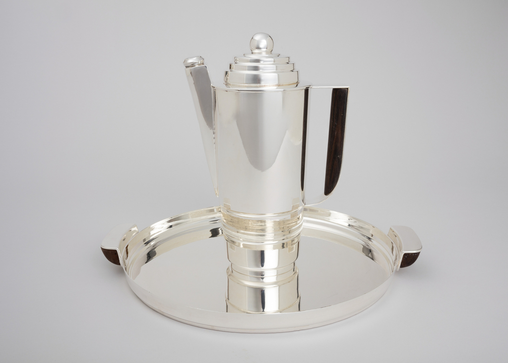 Silver Style no. 8E4 Cocktail Shaker