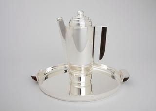 Silver Style no. 8E4 Cocktail Shaker, ca. 1928