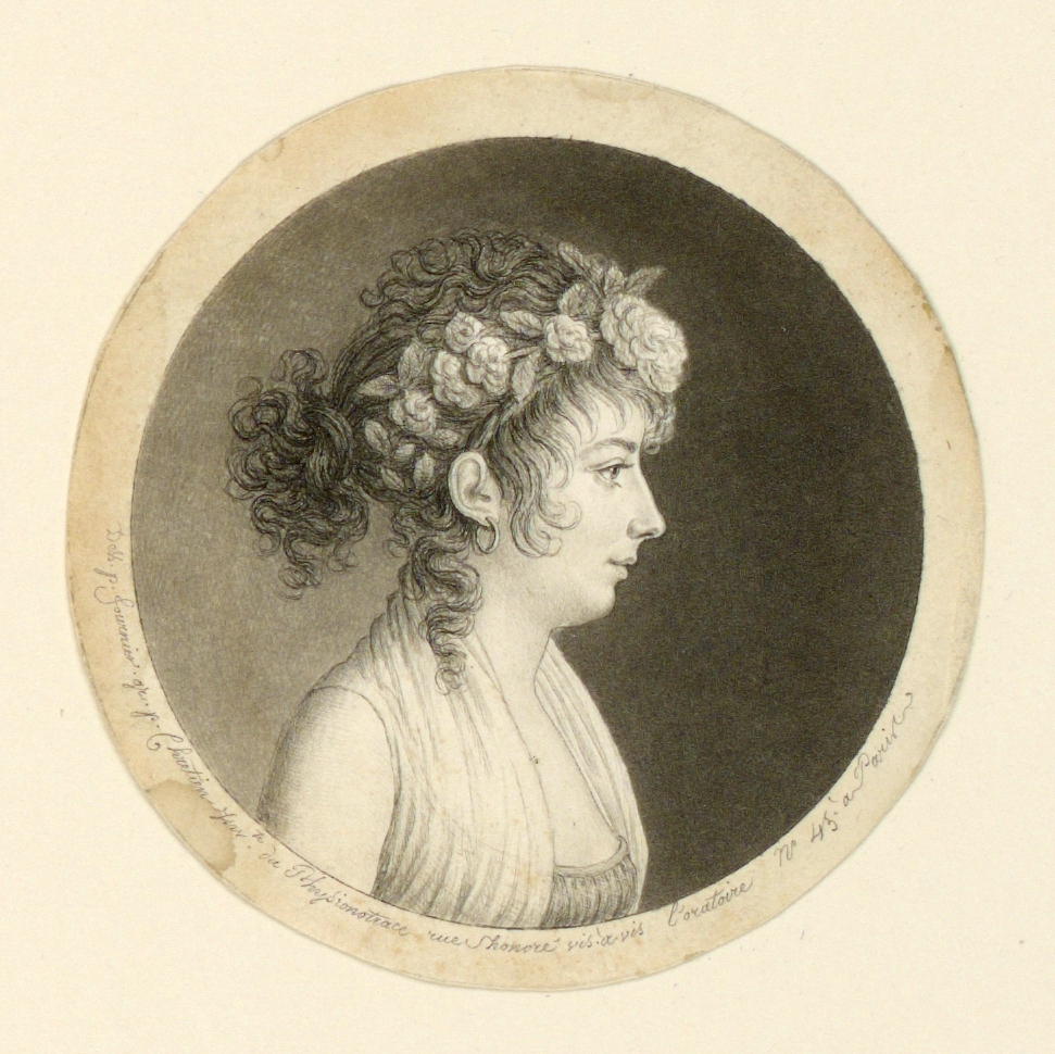 Print, Portrait of a Woman, before 1908
