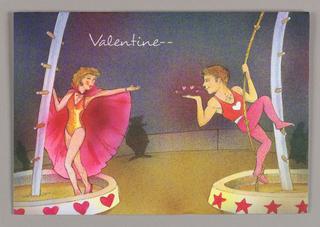 Pop-up Card, Valentine