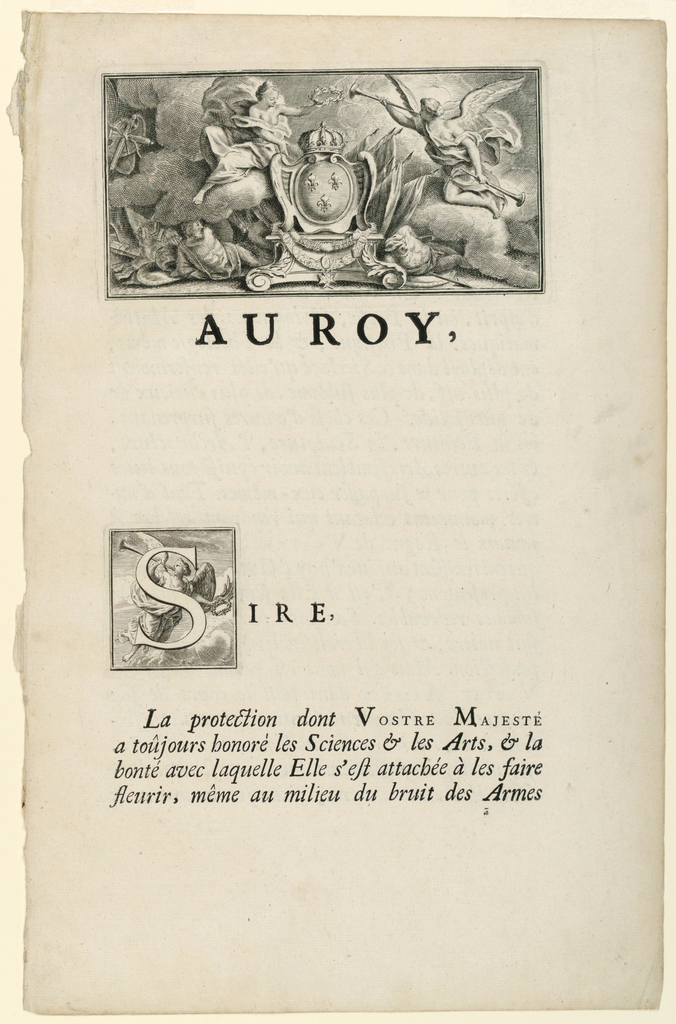 Print, Epistre