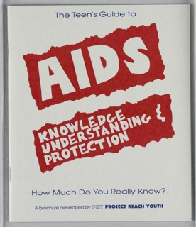 Booklet, AIDS: Knowledge, Understa, 1993