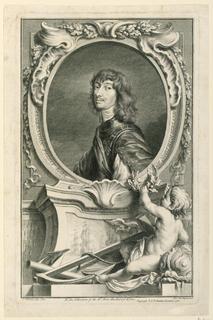 Print, Algernon Piercy, Earl of Northumberland