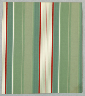 Sidewall - Sample, Designs of Today, Original Creations by Thibaut, 1945–47