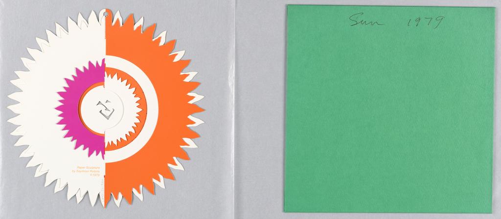 Card, Sun, 1979