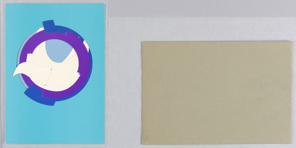 Card, Metropolitan Museum of Art, 1970