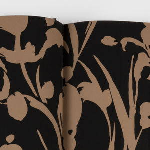 Selection of floral, geometric, parrot, mosaic, and optical patterns. Printed in strong intense color combinations.