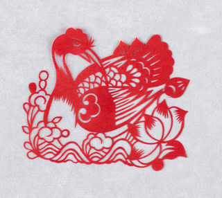 Paper Cut-out (China)