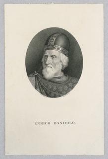 Print, Enrico Dandolo