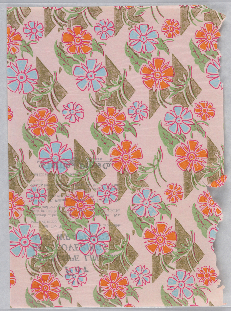 Decorated Paper (USA), ca. 1928–29