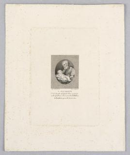 Print, St. Joseph