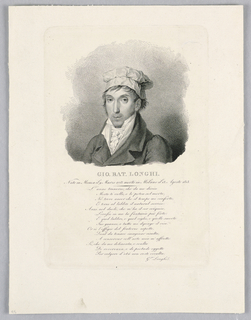 Print, Self-Portrait
