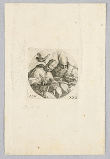 Print, Bishop and Cardinal