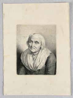 Print, Old Woman