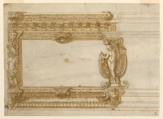 Drawing, Frieze, 1575–1600