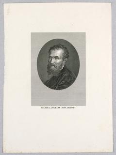 Print, Michelangelo