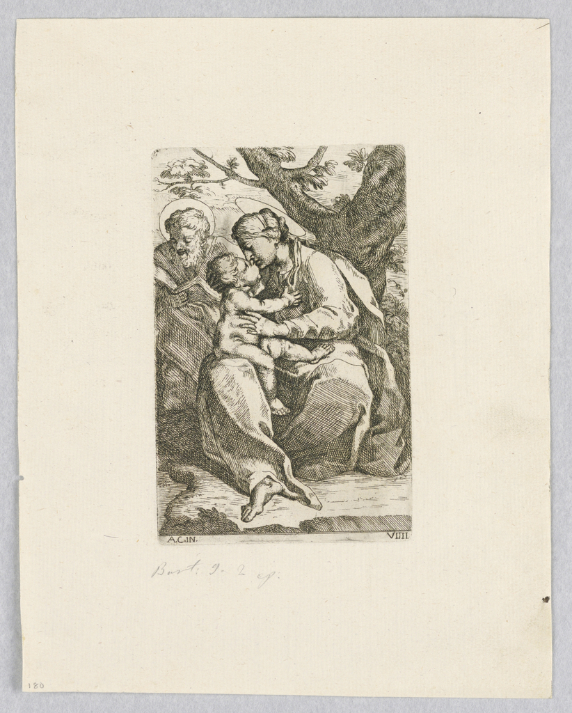 Print, The Holy Family