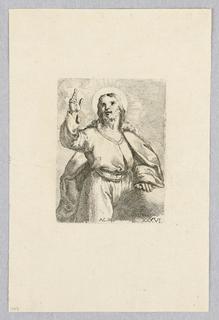 Print, Christ
