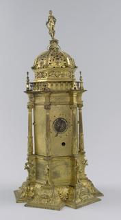 Clock, ca. 1719