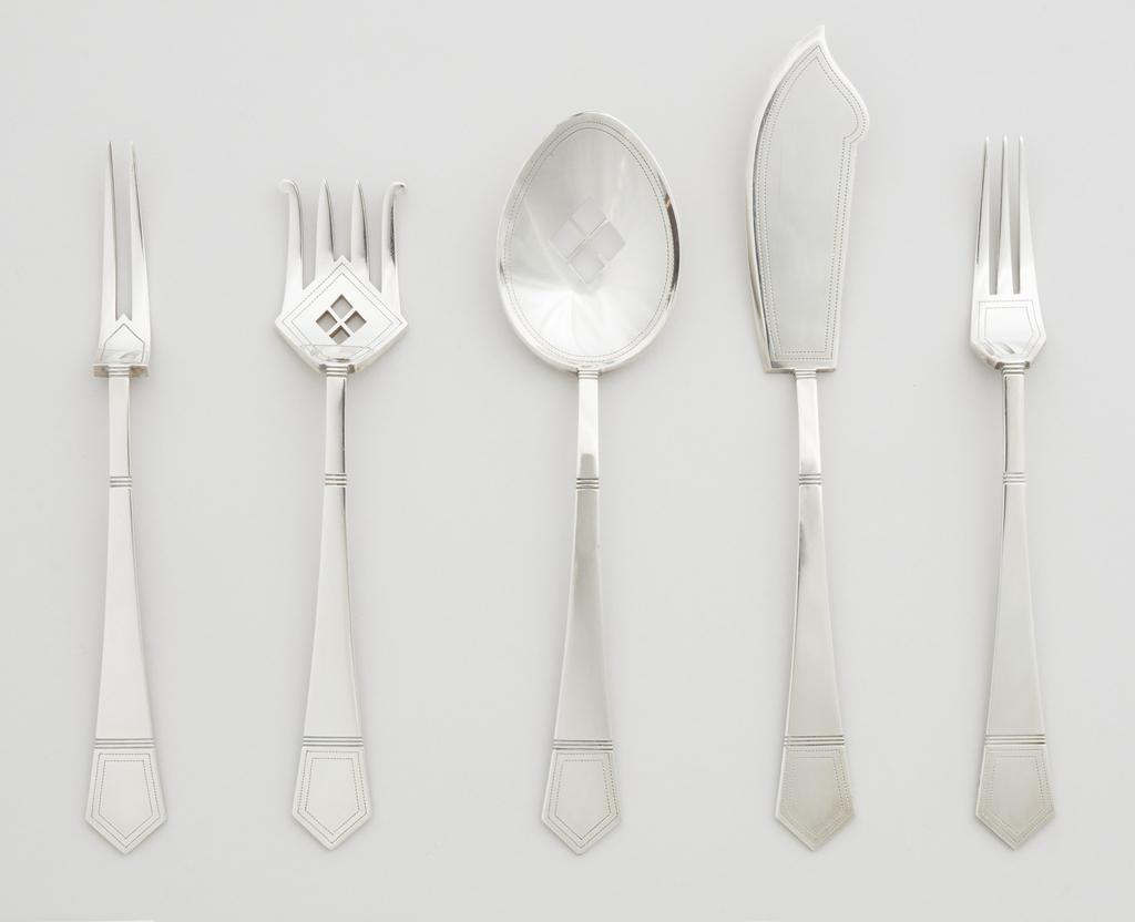 Serving Spoon (Netherlands)