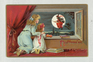 Greeting Card, ca. 1880