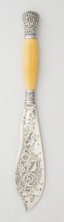 Fisk Knife (England or United States), ca. 1880