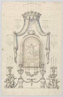 Drawing (Italy), ca. 1775