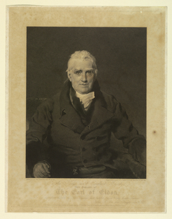 Print, John Scott, Earl of Eldon, ca. 1828