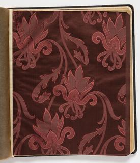 Sample Book, Fabbriche Italiane di Seterie, Como, Serie C Vol. 1 DAL 1322 AL Couleur