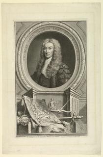 Print, Charles Baron Talbot of Hensol, 1739–40