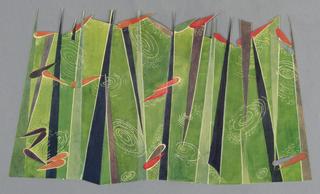 Invitation, Georgina von Etzdorf's Sp, 1993