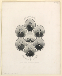 Print, Portraits of United State