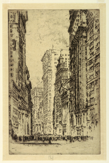 Print, The Stock Exchange, 1904