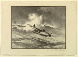 Print, The Life Boat
