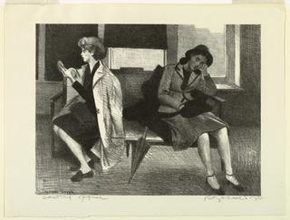 Print, Casting Office