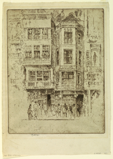 Print, No. 230 the Strand, 1903