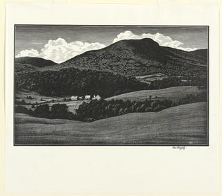Print, Vermont