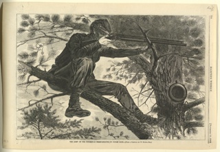 Print, The Army of the Potomac--, Harper's Weekly, 1862