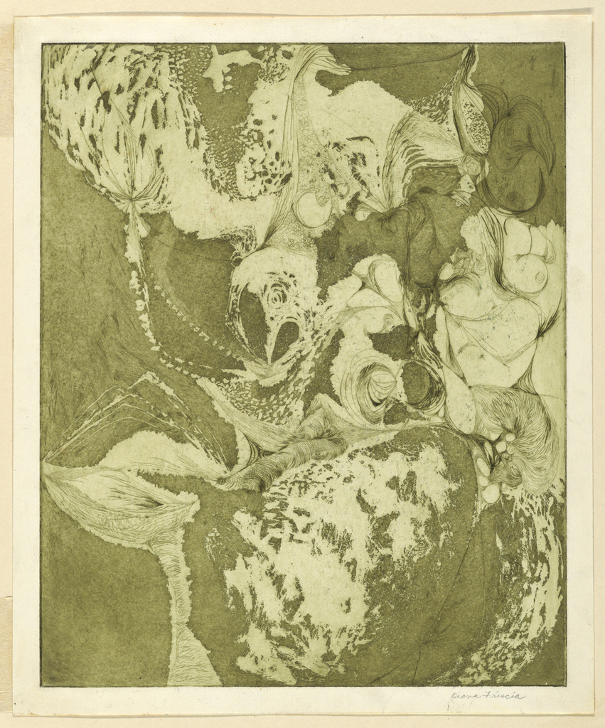 Etching, Abstraction