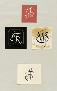 Calligraphy, Four Marks