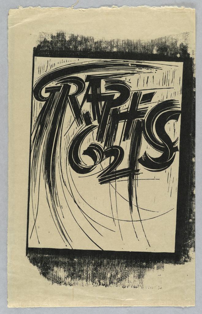 Print (USA), 1962