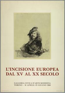 Poster, Lincisine Europea del XV al XX Secolo - Torino