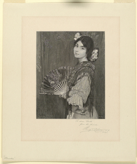 Print, Mercedes, 1910